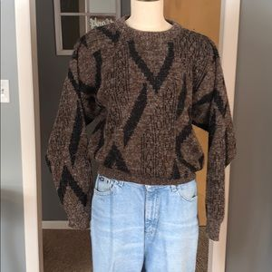 COPY - Le Tigre vintage sweater large